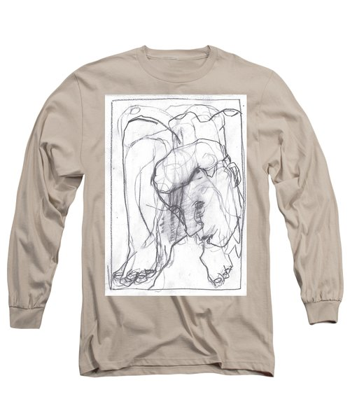 I Was Born In A Mine 12 Long Sleeve T-Shirt