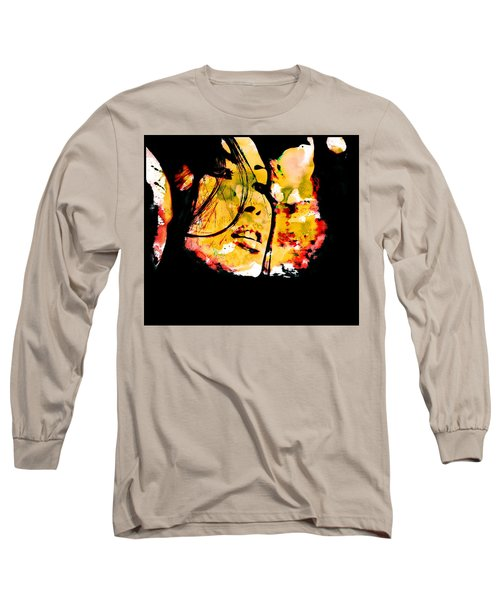 Inexorably, Time Moves Long Sleeve T-Shirt