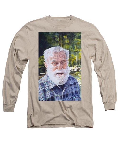 Ian Long Sleeve T-Shirt