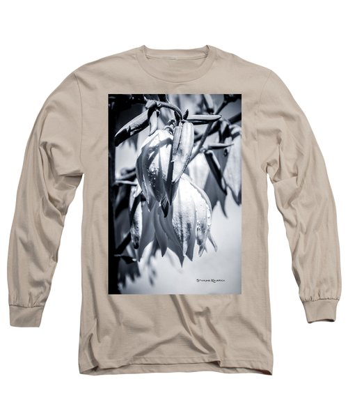 Long Sleeve T-Shirt featuring the photograph Ice Ball by Stwayne Keubrick