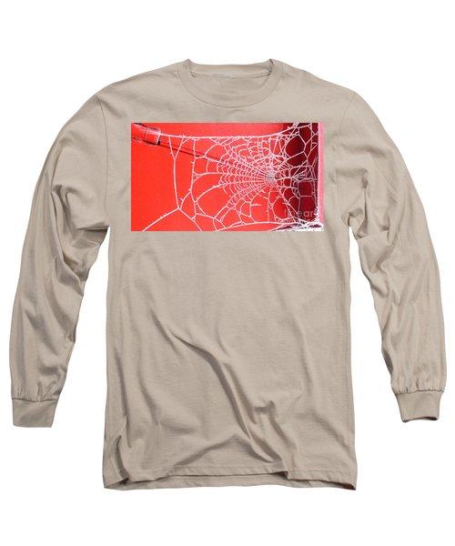 Ice Web Long Sleeve T-Shirt