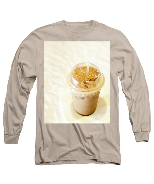 Iced Coffee 1 Long Sleeve T-Shirt
