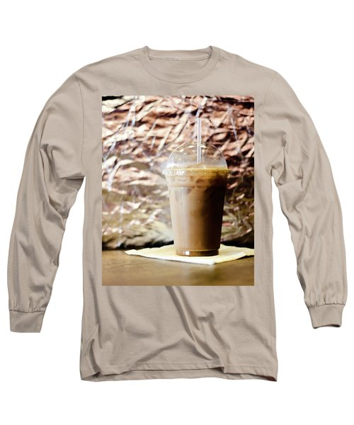 Iced Coffee 2 Long Sleeve T-Shirt