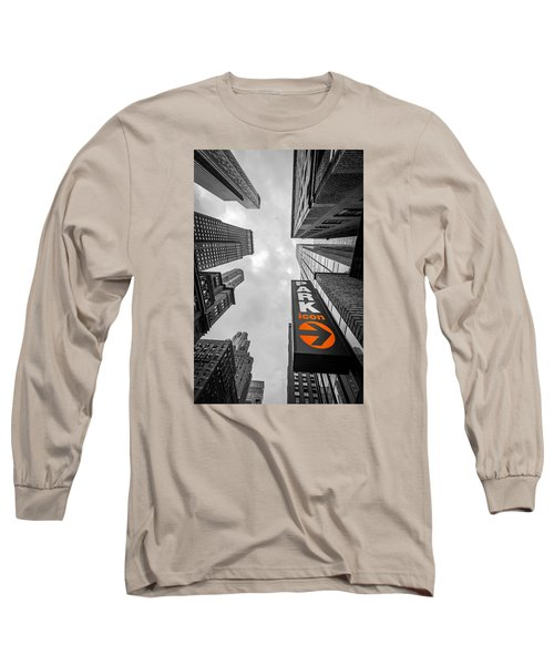 Icon Bw Long Sleeve T-Shirt