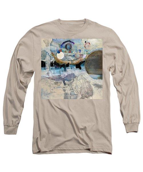 Icy Moon Long Sleeve T-Shirt