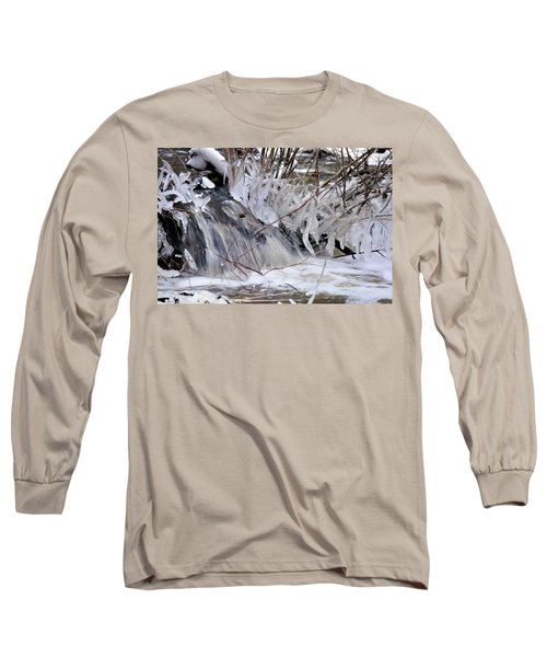 Icy Spring Long Sleeve T-Shirt
