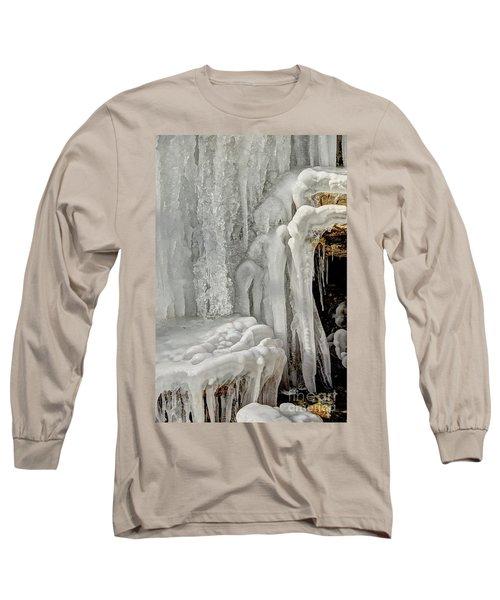Icy Tendrils Long Sleeve T-Shirt