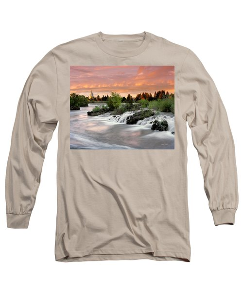 Idaho Falls Long Sleeve T-Shirt