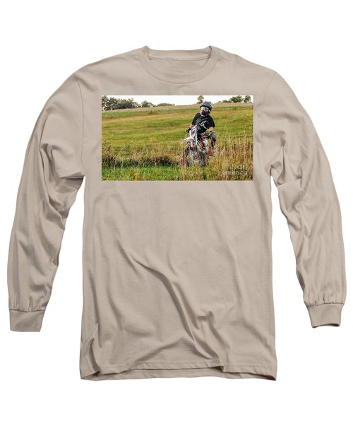 Idle Time Long Sleeve T-Shirt