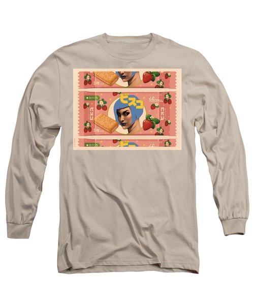Idoru Sweets Long Sleeve T-Shirt