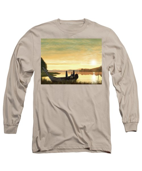 Idylls Of The King Long Sleeve T-Shirt