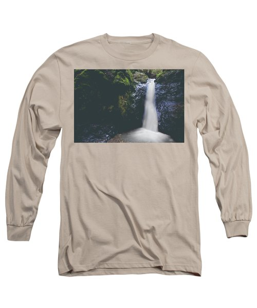 If Ever You Need Me Long Sleeve T-Shirt by Laurie Search