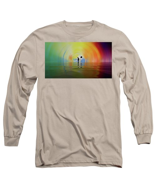 If You Are Reading This... Congratulations... You Are Alive Long Sleeve T-Shirt