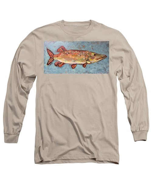 Ike The Pike Long Sleeve T-Shirt