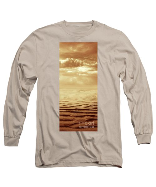 Illusion Never Changed Into Something Real Long Sleeve T-Shirt