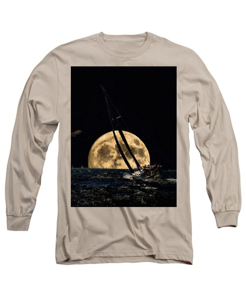 I'm Getting Closer To My Home Long Sleeve T-Shirt