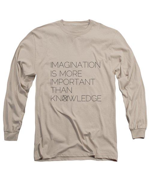 Imagination Long Sleeve T-Shirt