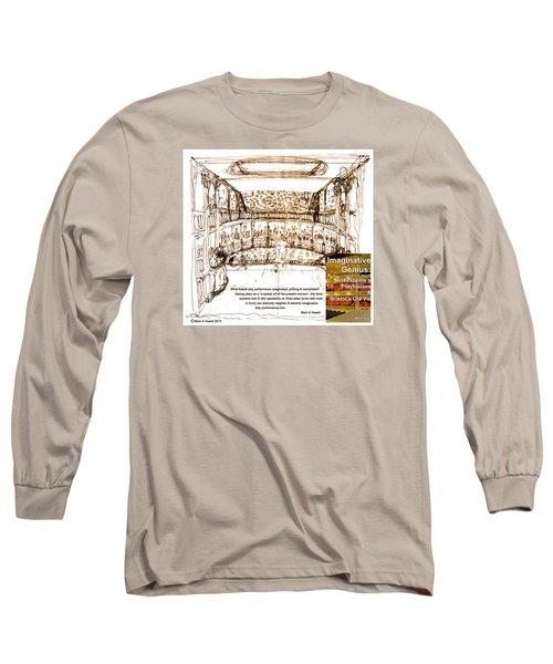 Imaginitive Genius Long Sleeve T-Shirt