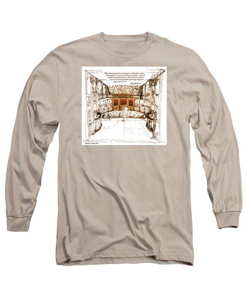 Imaginitive Genius V3 Long Sleeve T-Shirt