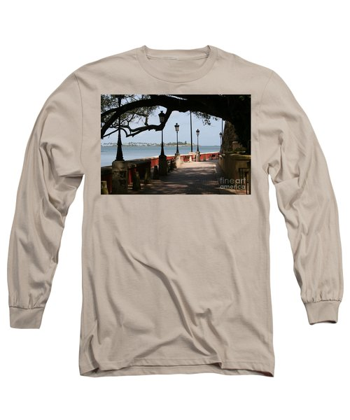 Img_0106 Paseo De La Princesa Long Sleeve T-Shirt