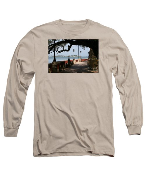 Img_0106 Paseo De La Princesa Long Sleeve T-Shirt