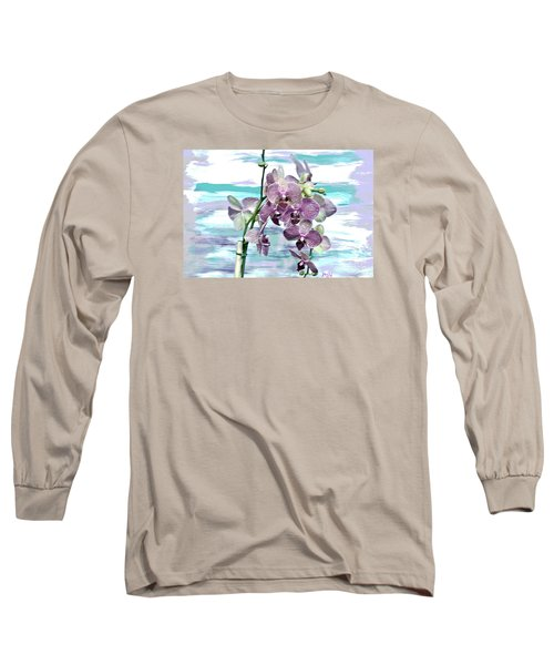 Imperial Orchids Long Sleeve T-Shirt