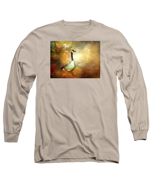 In A Quiet Place Long Sleeve T-Shirt by Bellesouth Studio