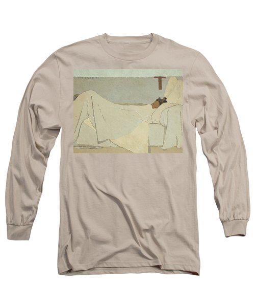 In Bed Long Sleeve T-Shirt