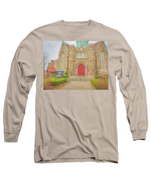 In Brockton For Good Long Sleeve T-Shirt