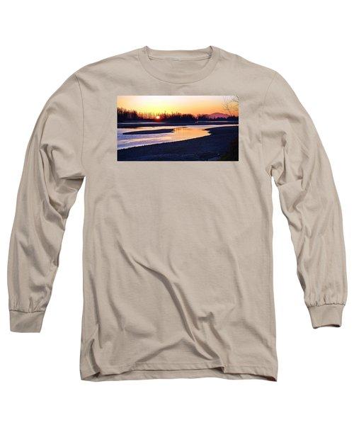 The Fraser River Long Sleeve T-Shirt
