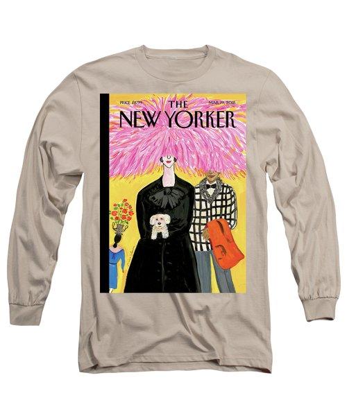 In Full Bloom Long Sleeve T-Shirt