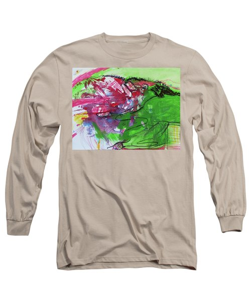 In Her Hands Long Sleeve T-Shirt
