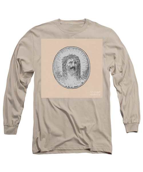 In Him We Trust Long Sleeve T-Shirt