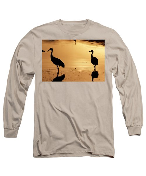 Long Sleeve T-Shirt featuring the photograph In Love Again by Michael Lucarelli
