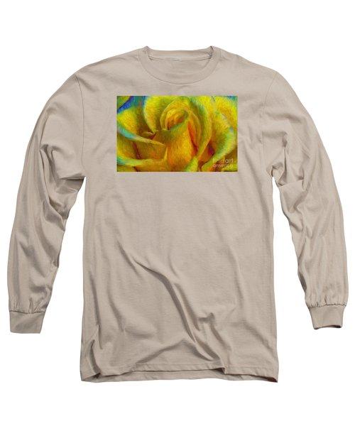 In Memory Of Vincent Long Sleeve T-Shirt by John  Kolenberg