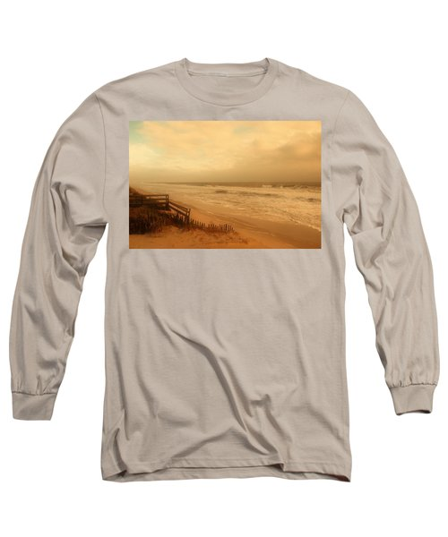 In My Dreams The Ocean Sings - Jersey Shore Long Sleeve T-Shirt