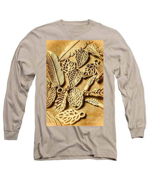 In Ornamental Nature Long Sleeve T-Shirt