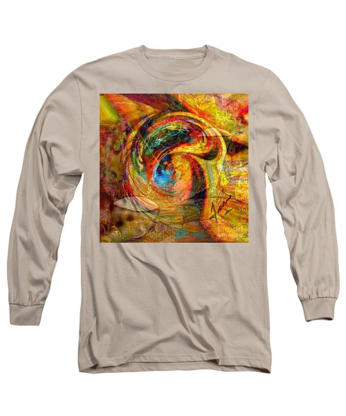 In Position Long Sleeve T-Shirt