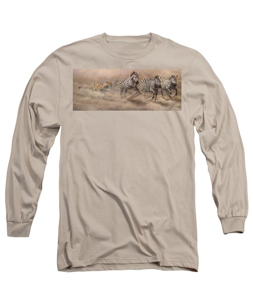 In Pursuit Long Sleeve T-Shirt