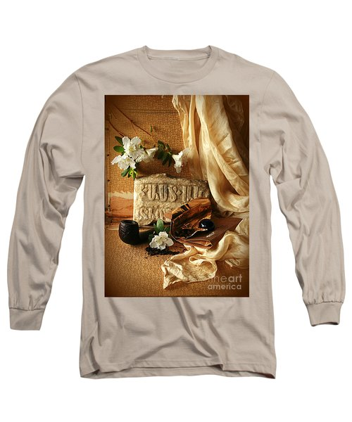 In Search Of Lost Time II Long Sleeve T-Shirt