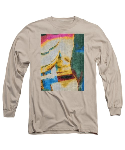 Long Sleeve T-Shirt featuring the photograph In/still by William Wyckoff
