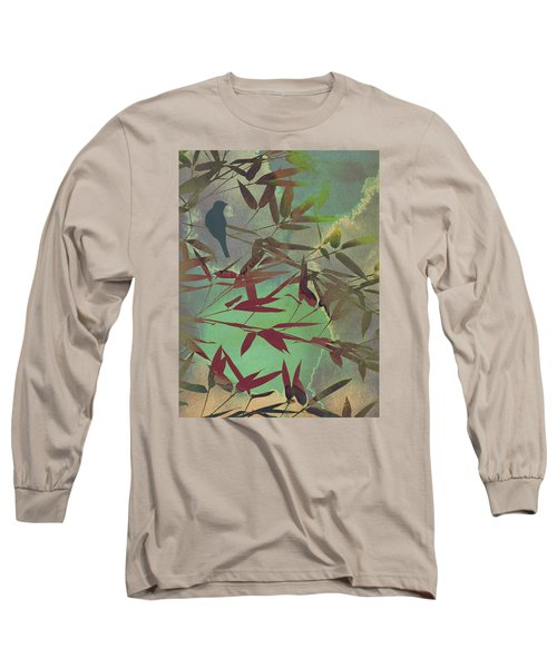 In The Bamboo Forest Long Sleeve T-Shirt