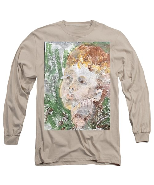 In The Eyes Of A Child Long Sleeve T-Shirt