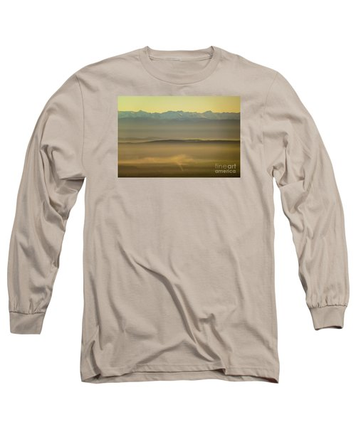In The Mist 5 Long Sleeve T-Shirt