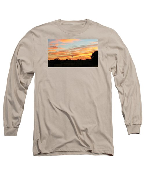 In The Morning Still Long Sleeve T-Shirt