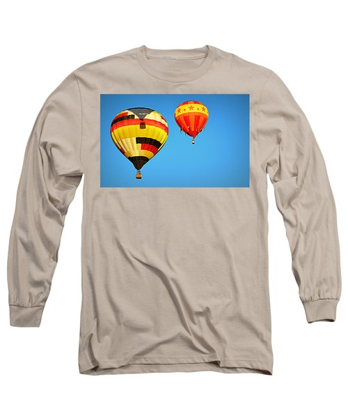 In The Shadow Long Sleeve T-Shirt