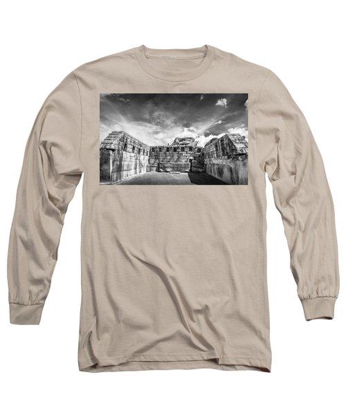 Inca Walls. Long Sleeve T-Shirt