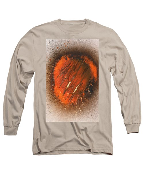 Incendiary Burn Through Long Sleeve T-Shirt