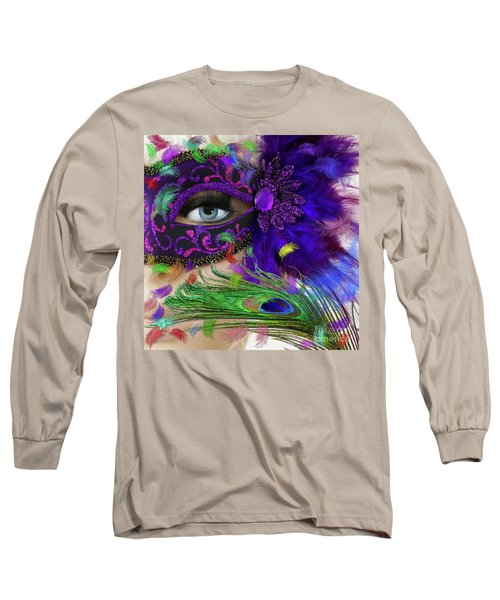 Incognito Long Sleeve T-Shirt by LemonArt Photography