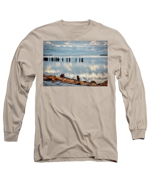 Indian River Morning Long Sleeve T-Shirt